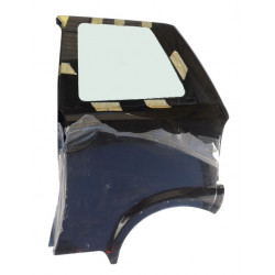 KIN751XX1009 LEFT REAR QUARTER PANEL ITALCAR T2 T3 WITH GLASS