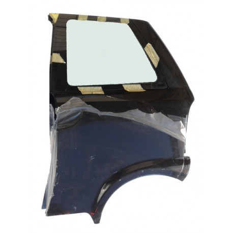 KIN751XX1009 LEFT REAR QUARTER PANEL ITALCAR T2 T3 WITH GLASS