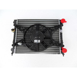 RADIATOR WITH FAN LIGIER NOVA X-TOO MAX R S RS DUE IXO MICROCAR MGO M8