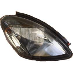 1402418 RIGHT HEADLAMP / HEADLIGHT BLACK LIGIER JS50
