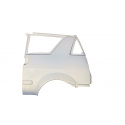7AE027 LEFT REAR QUARTER PANEL AIXAM CROSSLINE 05 08
