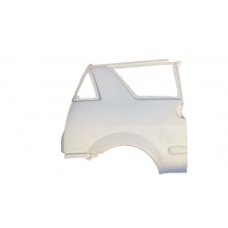 7AE028 RIGHT REAR QUARTER PANEL AIXAM CROSSLINE 05 08