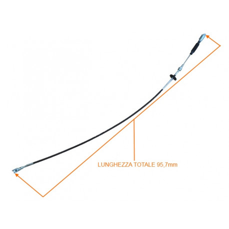 BAF12-0007453 GEARSHIFT CABLE GRECAV EKE LM4 LM5 SONIQUE