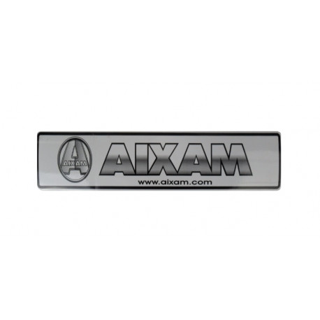 OE212 AUFKLEBER STOßSTANGE AIXAM
