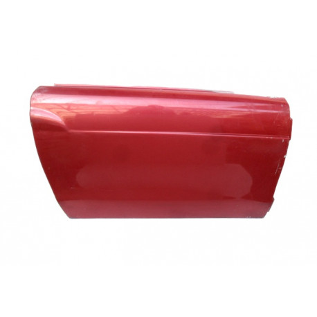KIN757061001 RIGHT EXTERIOR DOOR PANEL RED PASSENGER SIDE ITALCAR T2 T3
