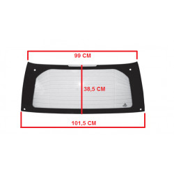 BCR33-0016171 HEATED TINTED REAR WINDSCREEN / CAR WINDOW GRECAV SONIQUE