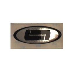 BAF90-0007989 LOGO STEMMA ADESIVO VOLANTE / COFANO ANTERIORE GRECAV EKE LM4 LM5