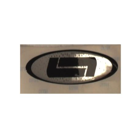 BAF90-0007989 LOGO CAPOT / VOLANT DE DIRECTION GRECAV EKE LM4 LM5