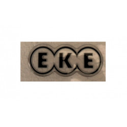 "BAF90-0007867 TAILGATE BADGE / STICKER GRECAV ""EKE"""