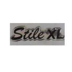 """BAF90-0014217 ADESIVO LOGO LATERALE GRECAV EKE LM5 """"STILE XL"""""""