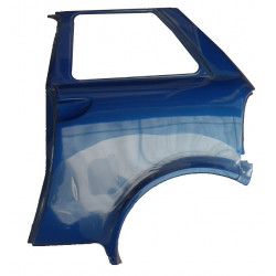 KIN751301009 LEFT REAR QUARTER PANEL ITALCAR T2 T3 BLUE