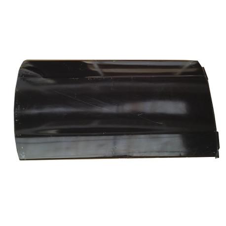 Kin757xx1001 panneau de porte ext rieur droite noir c t passager italcar t2 t3 for Porte exterieur noir