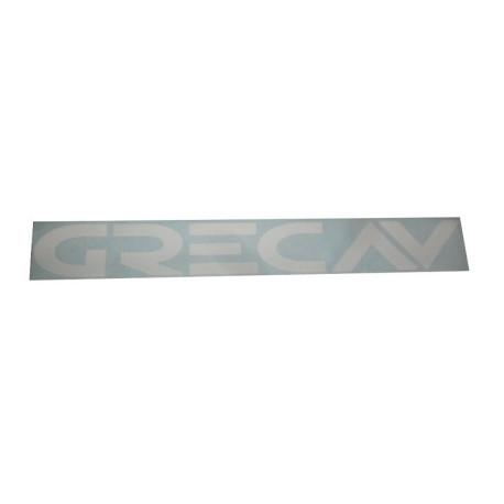 BCR90-0016103 AUTOCOLLANT PARE-CHOCS BLANC GRECAV SONIQUE