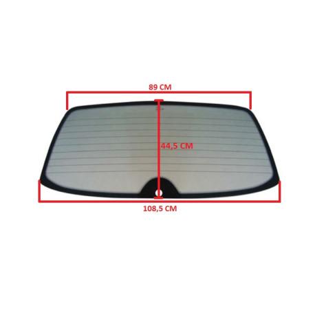 05.16.009 HEATED TINTED REAR WINDSCREEN / CAR WINDOW CHATENET MEDIA BAROODER