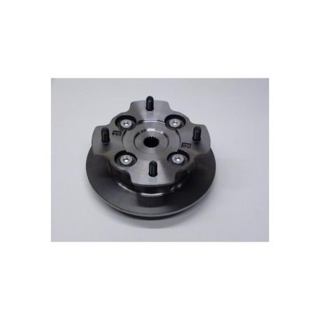 0779016 DISCO FRENO ANTERIORE D.170mm + MOZZO RUOTA MICROCAR LYRA VIRGO I II III