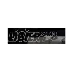 0083899 ADESIVO LOGO PARAURTI LIGIER X-TOO RS