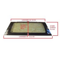 107004 HEATED REAR WINDSCREEN / CAR WINDOW JDM ALBIZIA