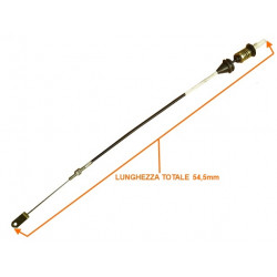 1K021 THROTTLE CABLE AIXAM