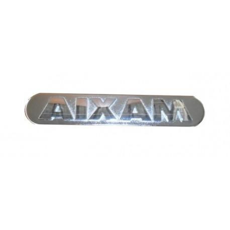 7AA410 LOGO PORTIERA AIXAM A.721 741 751 CITY SCOUTY CROSSLINE ROADLINE