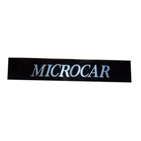 1001331 ADESIVO LOGO PARAURTI MICROCAR VIRGO III MC1 MC2
