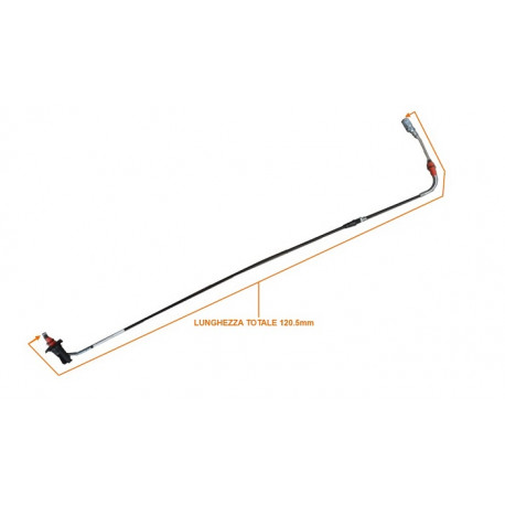 1008168 REVERSE GEARSHIFT CABLE MICROCAR M.GO