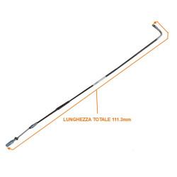 1008169 FORWARD GEARSHIFT CABLE MICROCAR M.GO