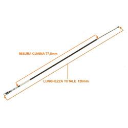 1004198 HANDBRAKE CABLE MICROCAR MC2