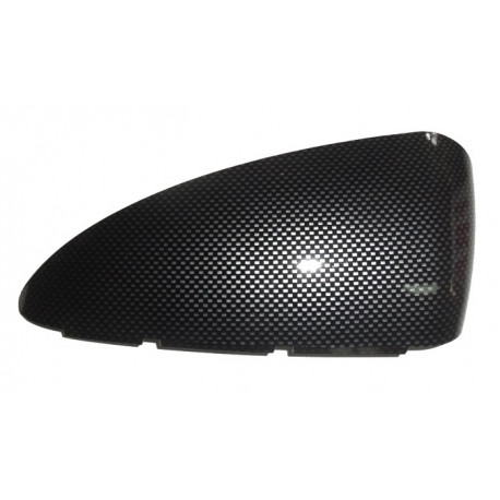 7AP203X LEFT CARBON LOOK WING MIRROR COVER AIXAM IMPULSION CROSSOVER COUPE