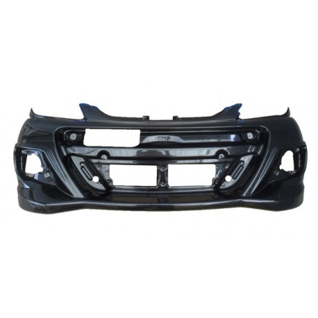 7AR019-0004 FRONT BUMPER AIXAM GTO COUPE E-COUPE CARBON LOOK