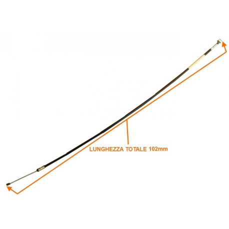 0184063 CABLE DE FREIN A MAIN LIGIER X-TOO MAX OPTIMAX R RS