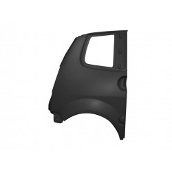 7AH028 RIGHT REAR QUARTER PANEL AIXAM CITY 2008 MINAUTO