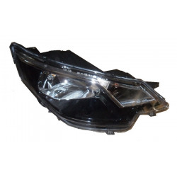 8AY004 RIGHT HEADLIGHT BLACK AIXAM CITY COUPE