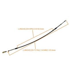 900203001003 BIN203001003 GEARSHIFT CABLE TASSO BINGO ITALCAR T2 T3