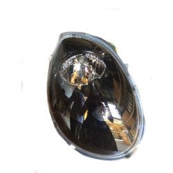 05.26.016 RIGHT HEADLAMP / HEADLIGHT BLACK CHATENET CH26 CH28 CH30 CH32