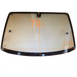907007 TINTED WINDSCREEN / WINDSHIELD JDM TITANE I