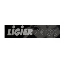 0083636 BUMPER STICKER LIGIER X-TOO