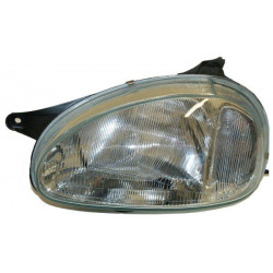 05.16.005 LEFT HEADLIGHT CHATENET MEDIA BAROODER MICROCAR VIRGO I II YDEA