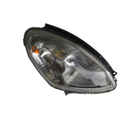 0061126 RIGHT HEADLAMP / HEADLIGHT LIGIER IXO ELECTRICALLY ADJUSTABLE