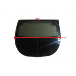 1402259 REAR WINDSCREEN / CAR WINDOW MICROCAR DUE P85 P88
