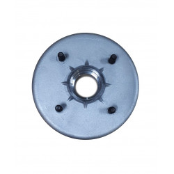 6AP030A BRAKE DRUM AIXAM