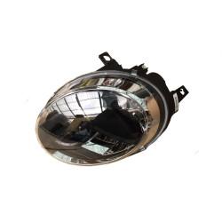 1408325 LEFT HEADLIGHT MICROCAR M.GO P98 DUE P88