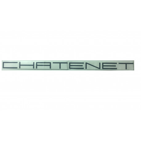 25.38.009 BUMPER STICKER CHATENET CH26 V2
