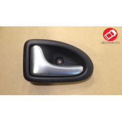 1007838 LEFT CHROME INTERIOR DOOR HANDLE MICROCAR COUPÈ M8 M.GO 1 2