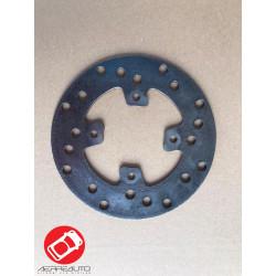 F0040000682 REAR BRAKE DISC CASALINI M10 PIAGGIO M500