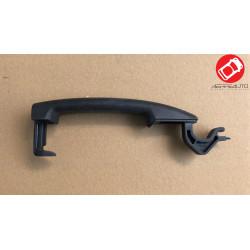 1402759 BLACK EXTERIOR DOOR HANDLE LIGIER JS50