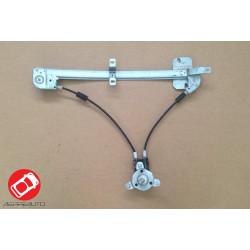 0081834 RIGHT MANUAL WINDOW REGULATOR LIGIER JS28 / 32 / 42/ 44