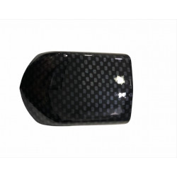 7AP112 COVER DOOR HANDLE RIGHT AIXAM IMPULSION CROSSOVER COUPE CARBOON LOOK