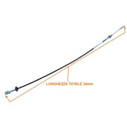 1004381 GEARSHIFT CABLE MICROCAR MC1 MC2