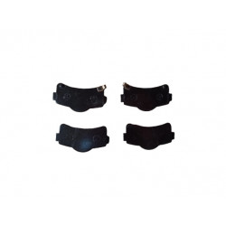 01.17.360 FRONT BRAKE PADS CHATENET CH40