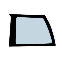 KIN763001005 TINTED REAR LEFT QUARTER GLASS ITALCAR T2 T3